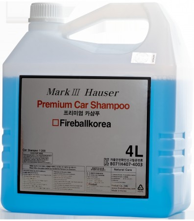 PREMIUM CAR SHAMPOO (4000ml )