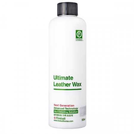 ULTIMATE LEATHER WAX