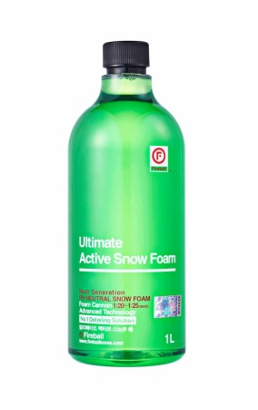 Ultimate Active Snow Foam (1000ml)