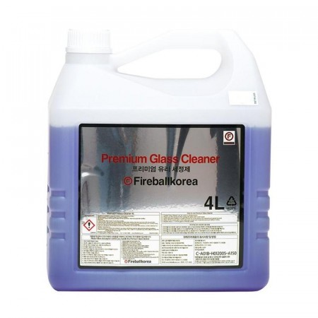 PREMIUM GLASS CLEANER (4000ml)