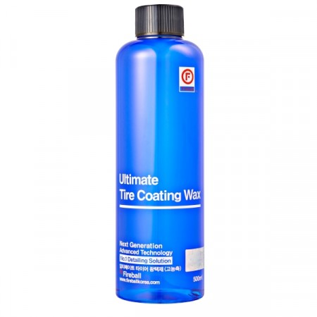 ULTIMATE TIRE COATING WAX BLUE (500ml)